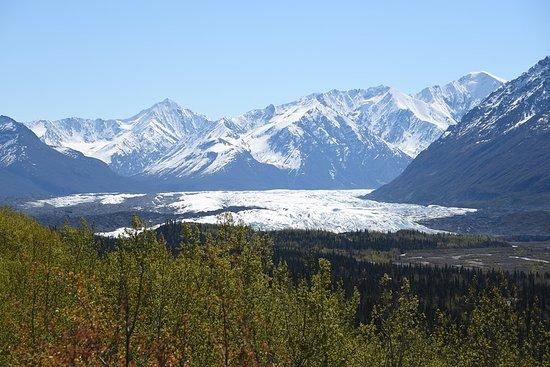 Matanuska Glacier State Recreational Site
