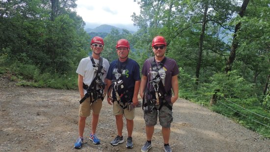 Navitat Canopy Adventures - Asheville Zipline: photo3.jpg