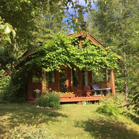 Kaslo, Canadá: Cedarbrook Cabin #5