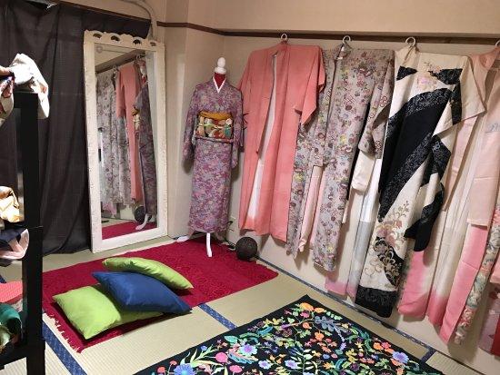 Easy Separate Kimono