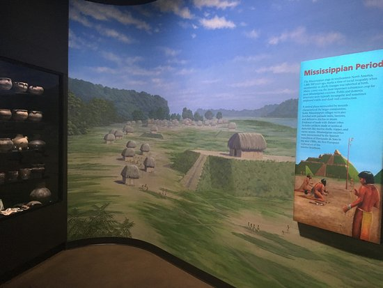 A Peek Inside the Florence Indian Mound Museum