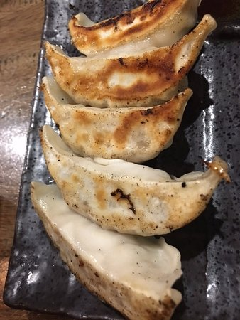 Biggera Waters, Australia: Portk Gyoza dumplings