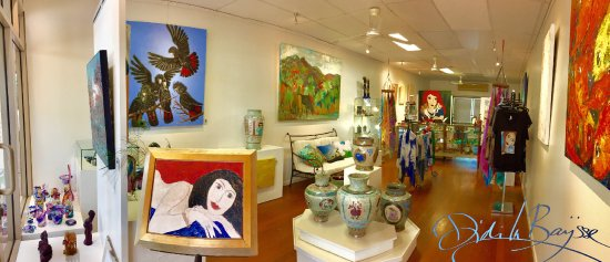 Didi La Baÿsse Art Studio & Gallery