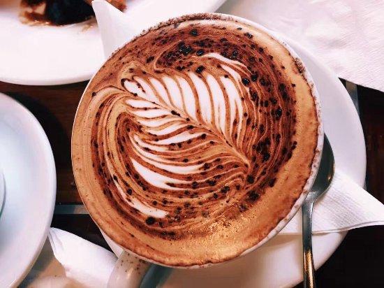 Chatswood, Australia: Smooth Cafe