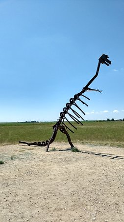 Alliance, NE: Clearly there where cars before dinasours