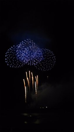 Ise Jingu Hono Fireworks