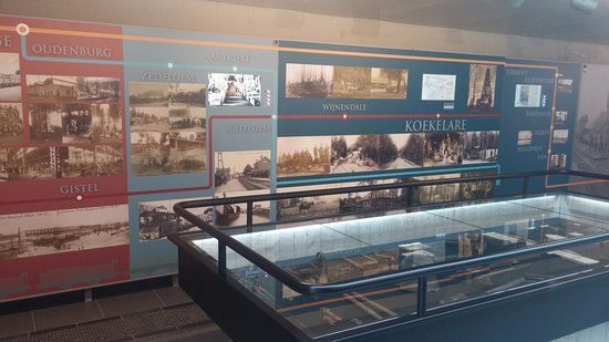 Lange Max Museum: Museumruimte