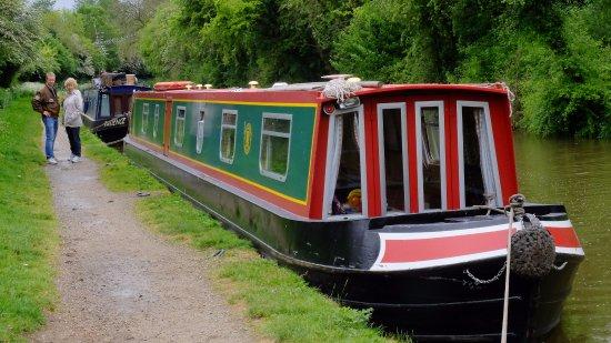 Alvechurch, UK: Beautiful waterways