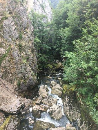 Bole, Sveits: Gorges de l'Areuse.