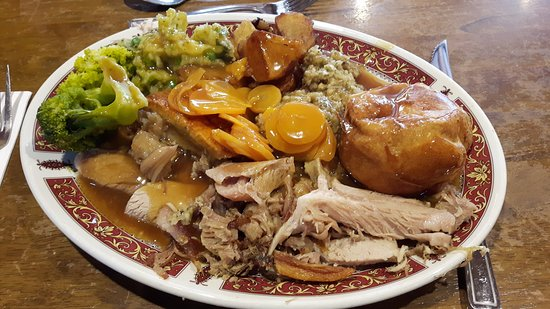East Brent, UK: Great carvery!