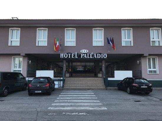 Malcontenta, Włochy: Palladio Hotel