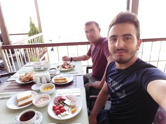 Goreme Kaya Hotel: 20170716_081259_large.jpg