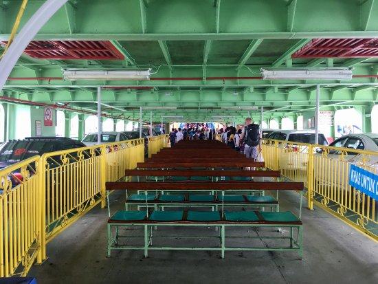 Butterworth, Μαλαισία: Feri penang