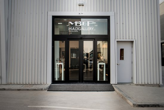 MB&F M.A.D.Gallery