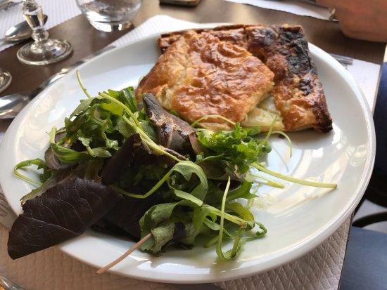 Aubusson, Francja: Tourte creusoise