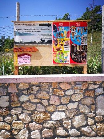 Accumoli, Włochy: Agriturismo Aperto