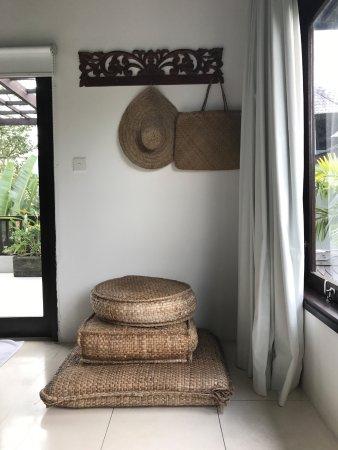 Fraser Baye Villas: Cute nook.