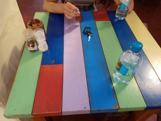 The Cafe: Nice paint job