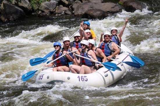 River Rat Whitewater: No Fear!