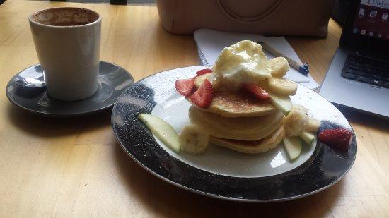 Campbelltown, Australia: Protein pancakes