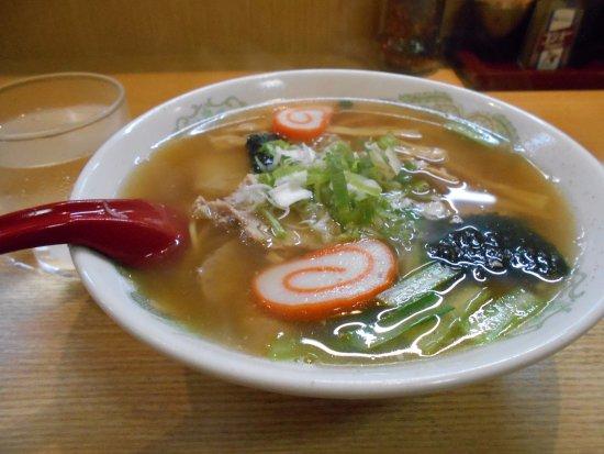 Hakusan, Japan: チャーシュー麺