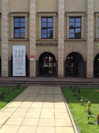 Wojewodzka Biblioteka Publiczna im. Hieronima Lopacinskiego w Lublinie