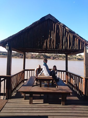 Colesberg, South Africa: Look-out on the Orange RIver