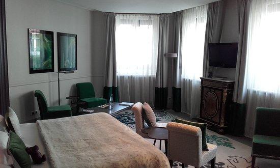 Hotel Edouard 7: Junior suite
