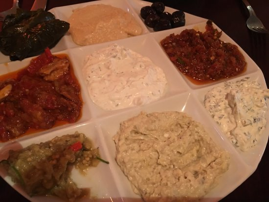 Picture of akdeniz new york city tripadvisor for Akdeniz turkish cuisine