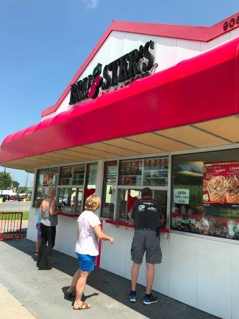 Maryville, Теннесси: Bruster's Ice Cream