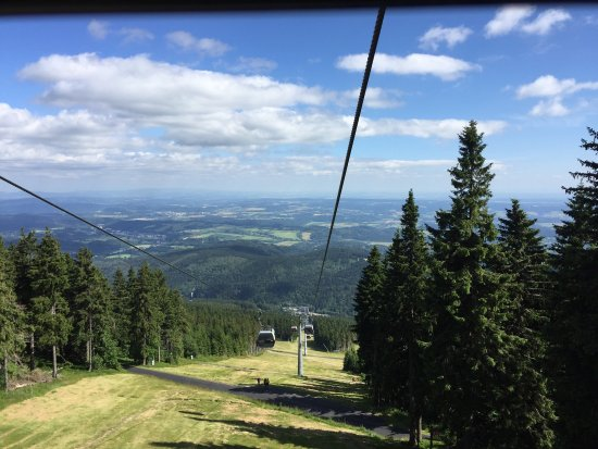 Cable car Janske Lazne