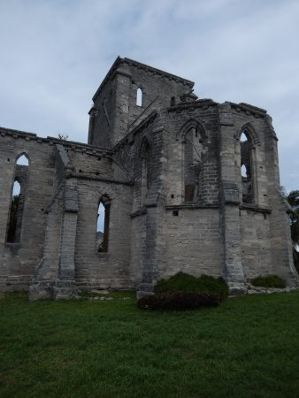 Unfinished Cathedral: The unfinished church