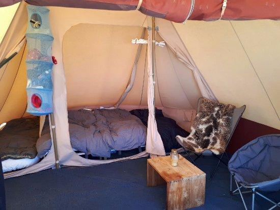 Camping Stortemelk Foto