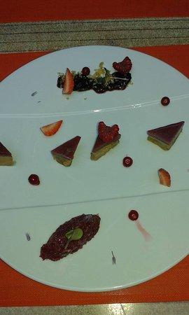 Bassac, France: entree foie gras