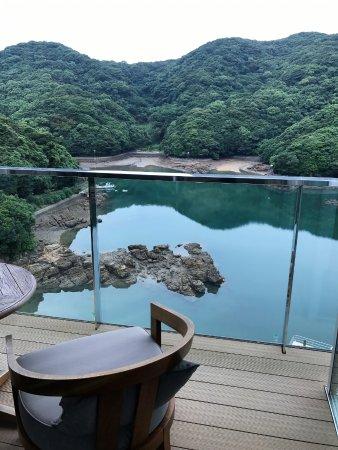 Saikai, ญี่ปุ่น: 見晴らし抜群です