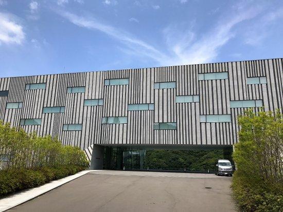 Saikai, Japan: デザインは流石