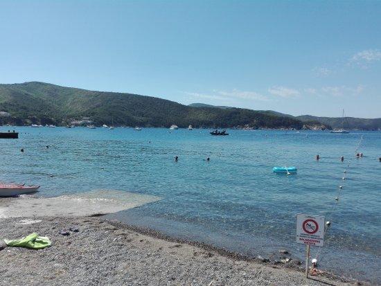 Spiaggia di Enfola