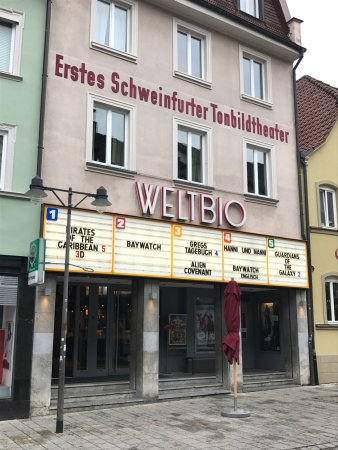 Weltbio-Kinocenter