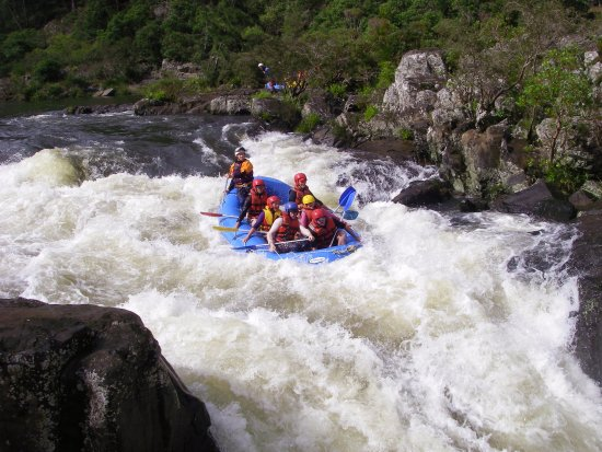 Grafton, Australien: Whitewater Rafting: Surging rapids and powerful whitewater - build unforgettable memories!