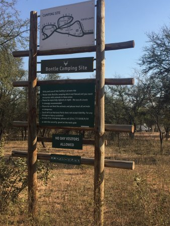Waterberg, South Africa: Marakele National Park