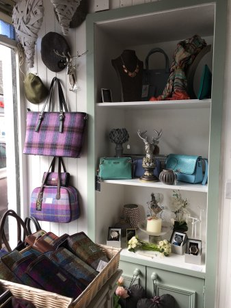 Gifted Helmsdale  Local Business with lots of Gifts and the perfect treat for you and your home.