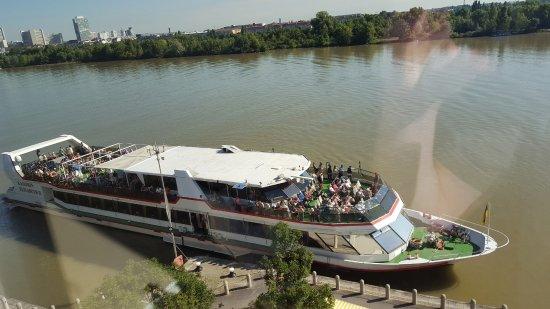 Zdjęcie Hilton Vienna Danube Waterfront