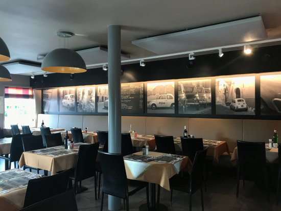 ‪‪Roeselare‬, بلجيكا: Inside the restaurant‬