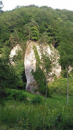 Deotyma Needle rock