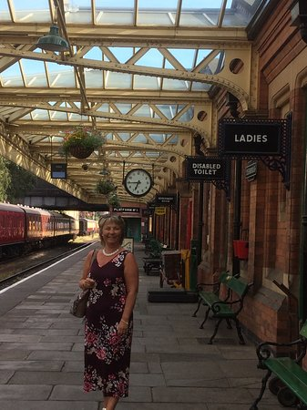 Loughborough, UK: Platform