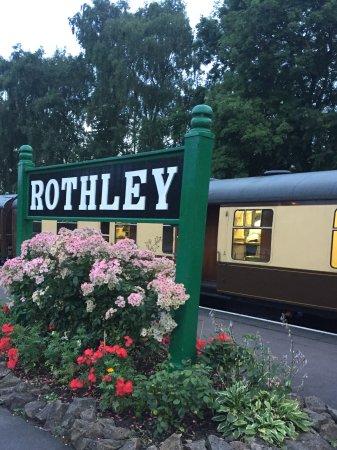 Loughborough, UK: Rothley