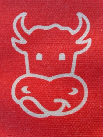 Seclin, Francia: Le symbole du restaurant