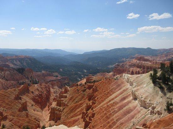 Cedar Breaks National Monument: Flot udsigt