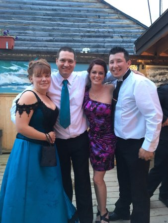 The Drunken Goat Taverna : The ball 2016