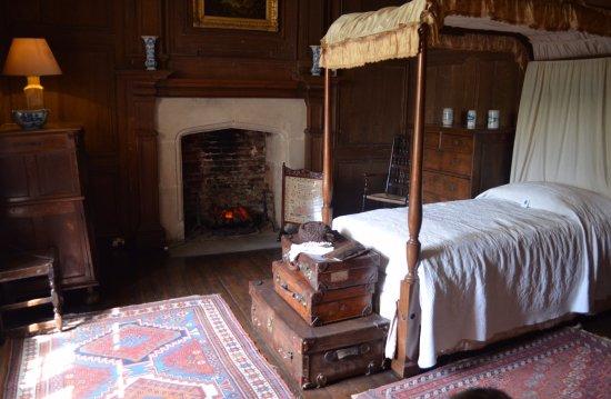 Nunnington, UK: One of the Bedrooms